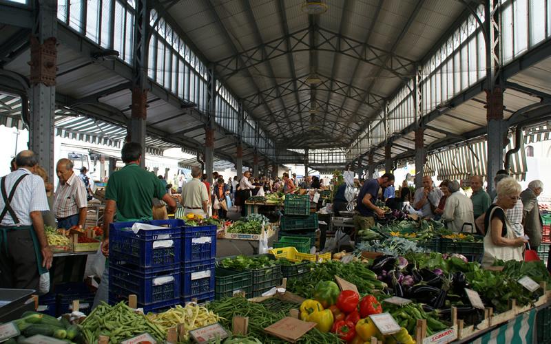 Il mercato di porta palazzo a torino una visita guidata - Mercato coperto porta palazzo orari ...