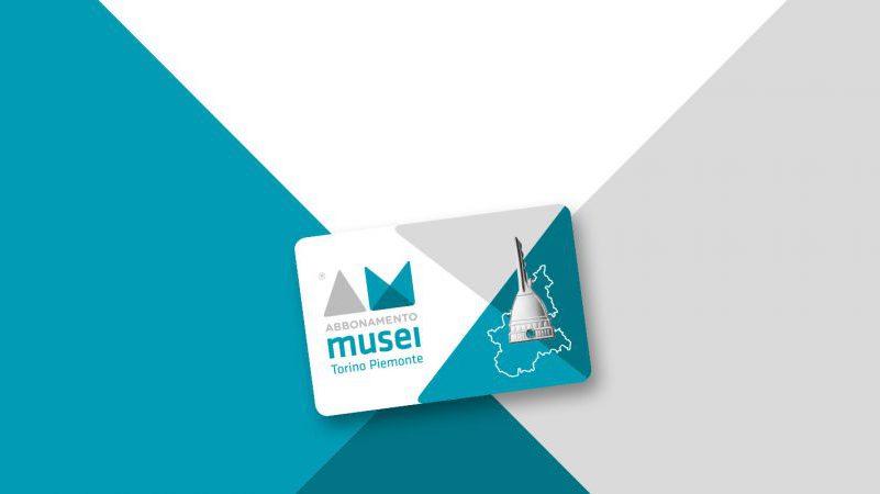Carta Abbonamento Musei Torino Piemonte