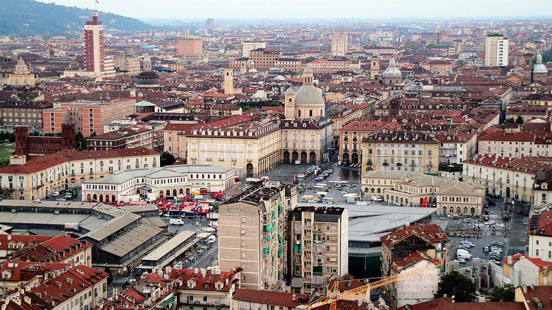 Porta Palazzo Torino