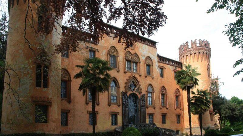 Storie di fantasmi a Torino - Castello del Roccolo a Busca