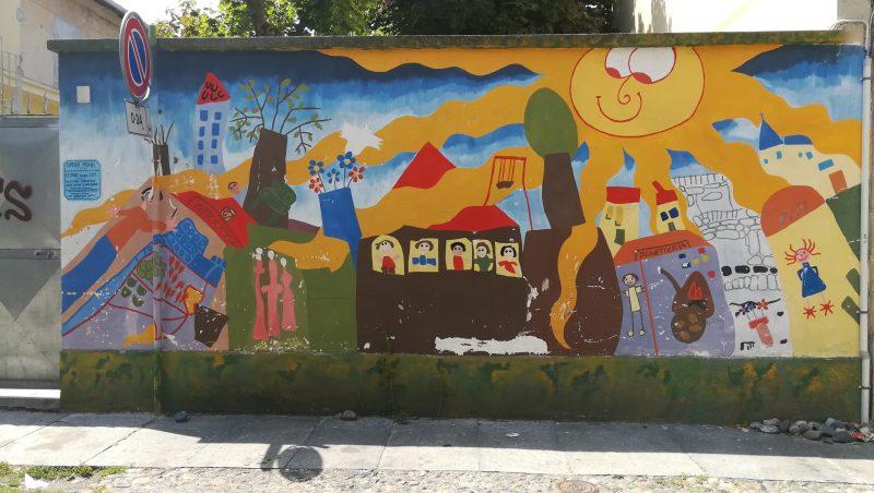 Innamorarsi e vivere in borgo Campidoglio a Torino