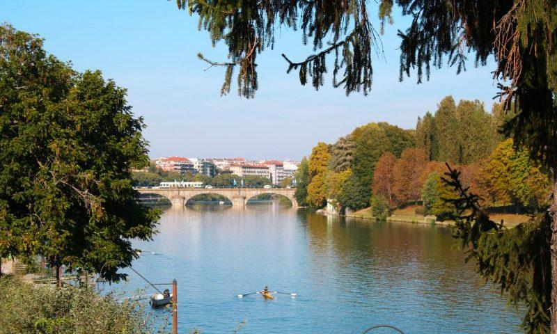 Migliori parchi per andare a correre a Torino